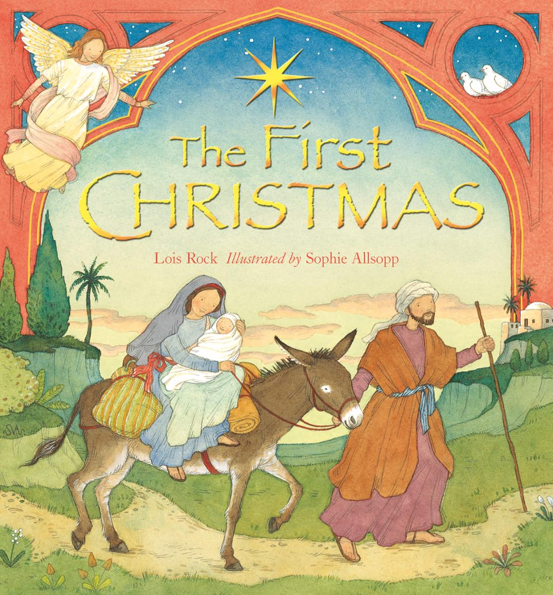 The First Christmas - eBook