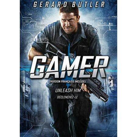 Gamer  Dvd   Canadian