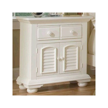 Astonishing American Woodcrafters Cottage Traditions Nightstand Best Image Libraries Counlowcountryjoecom