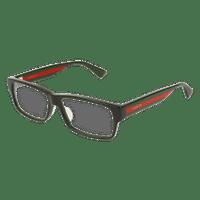 ca279c09e2c1 Product Image Gucci Sensual Romantic GG0344OA Eyeglasses 001 Black