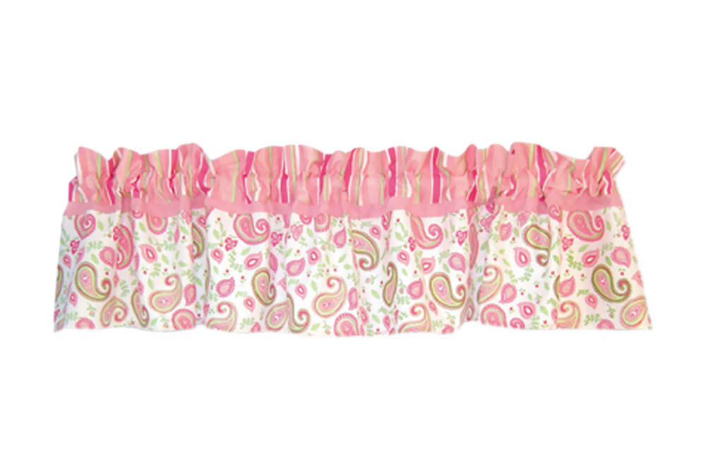Trend Lab Paisley Park Window Valance by Trend Lab