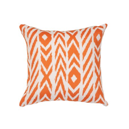 18 x 18 Pacifica Accent Throw Pillow by Astella in Fire Island