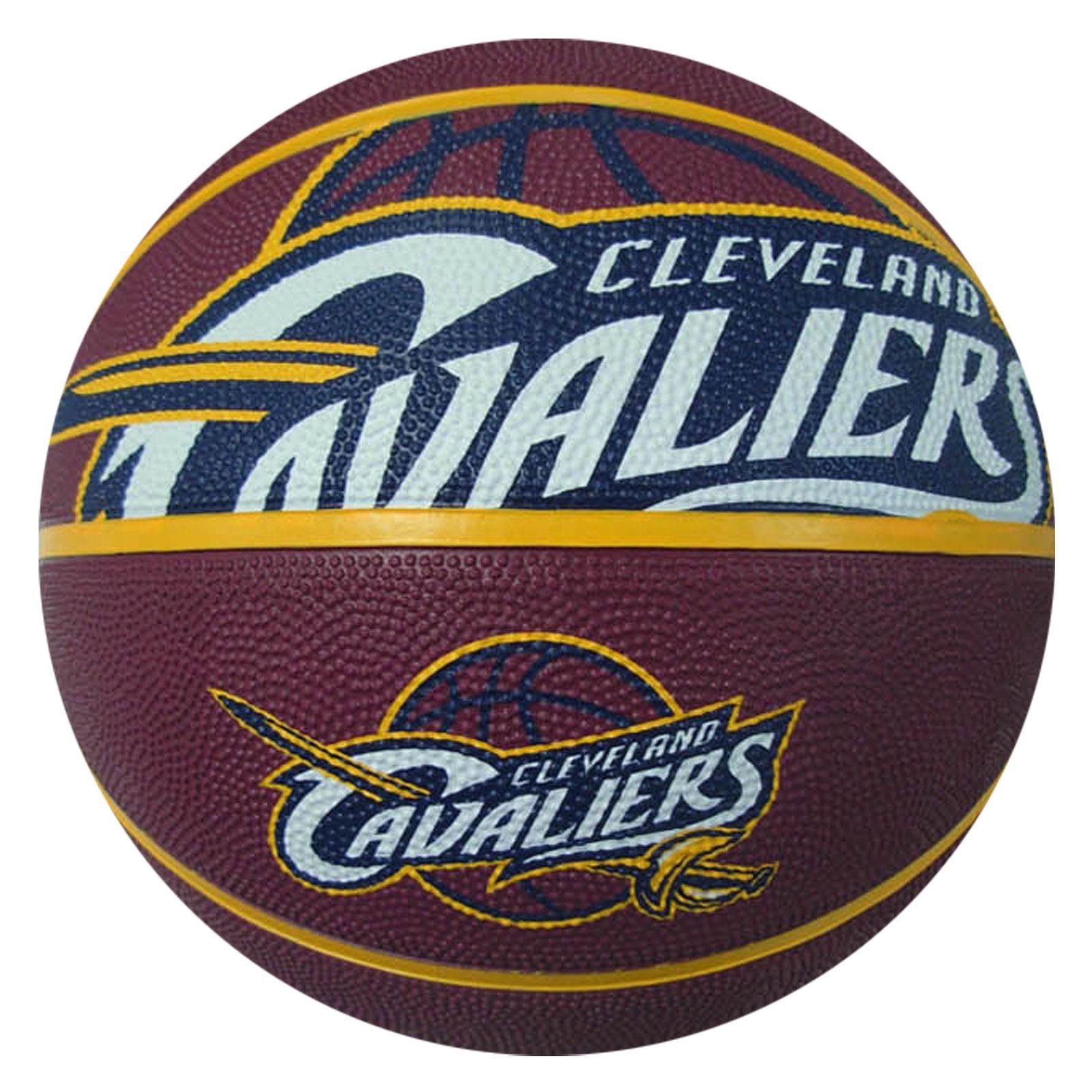Spalding NBA Cleveland Cavs Team Ball