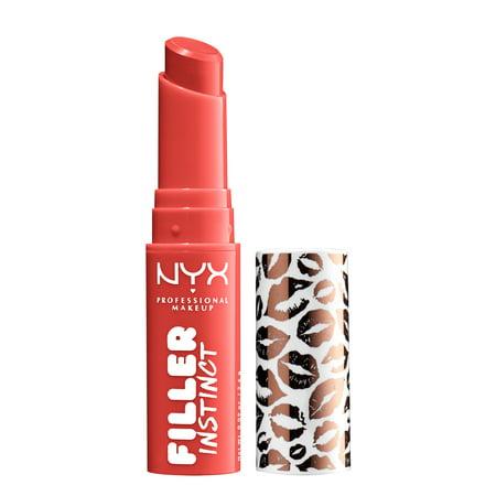 NYX Professional Makeup Filler Instinct Plumping Lip Color, Besos