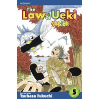 The Law of Ueki, Vol. 5