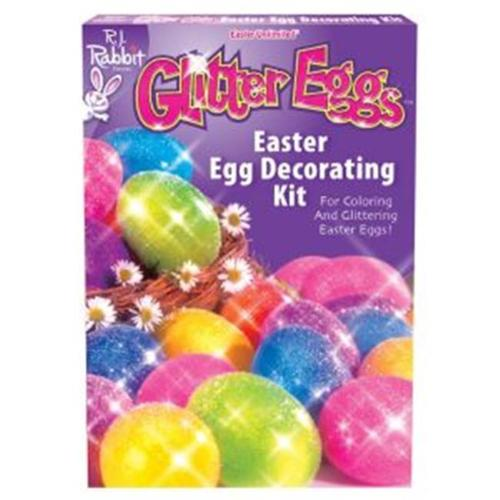 Glitter Eggs Easter Egg Decorating Kit (Each) - Party Supplies (Easter Parties)
