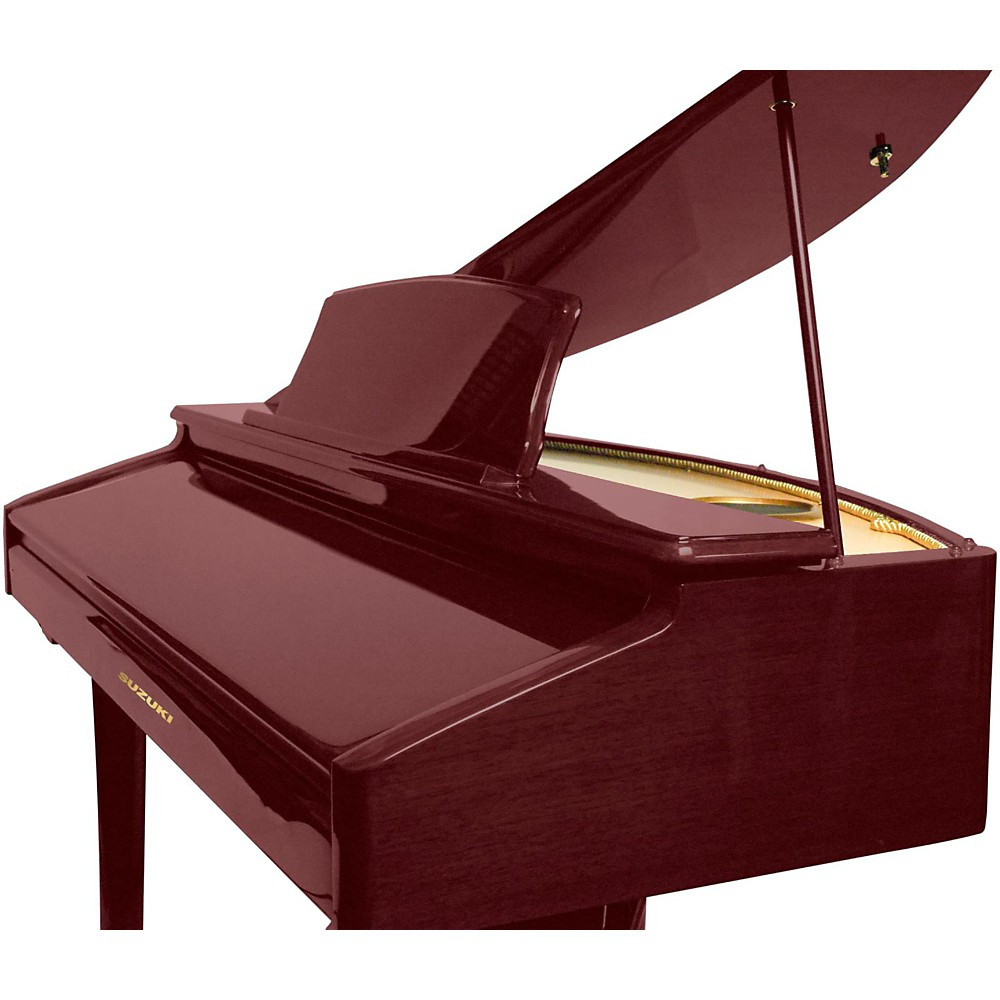 Suzuki MDG 300 Red Micro Grand Digital Piano   Walmart.com