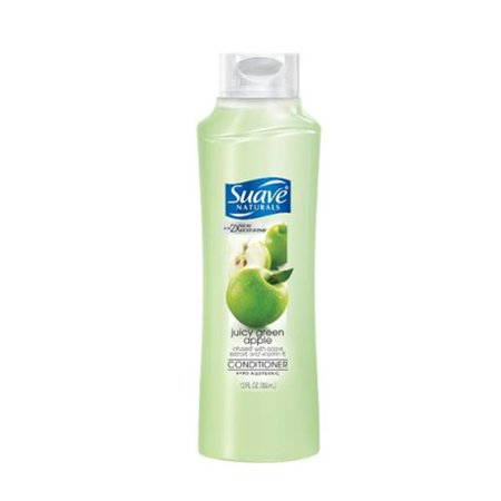 Suave Naturals Juicy Green Apple Conditioner Review