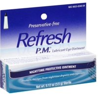 3 Pack - REFRESH PM Lubricant Eye Ointment 3.50 g