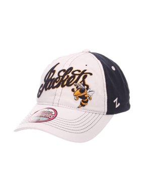 Women's Zephyr Georgia Tech GT Hat Vogue Ladies Cap
