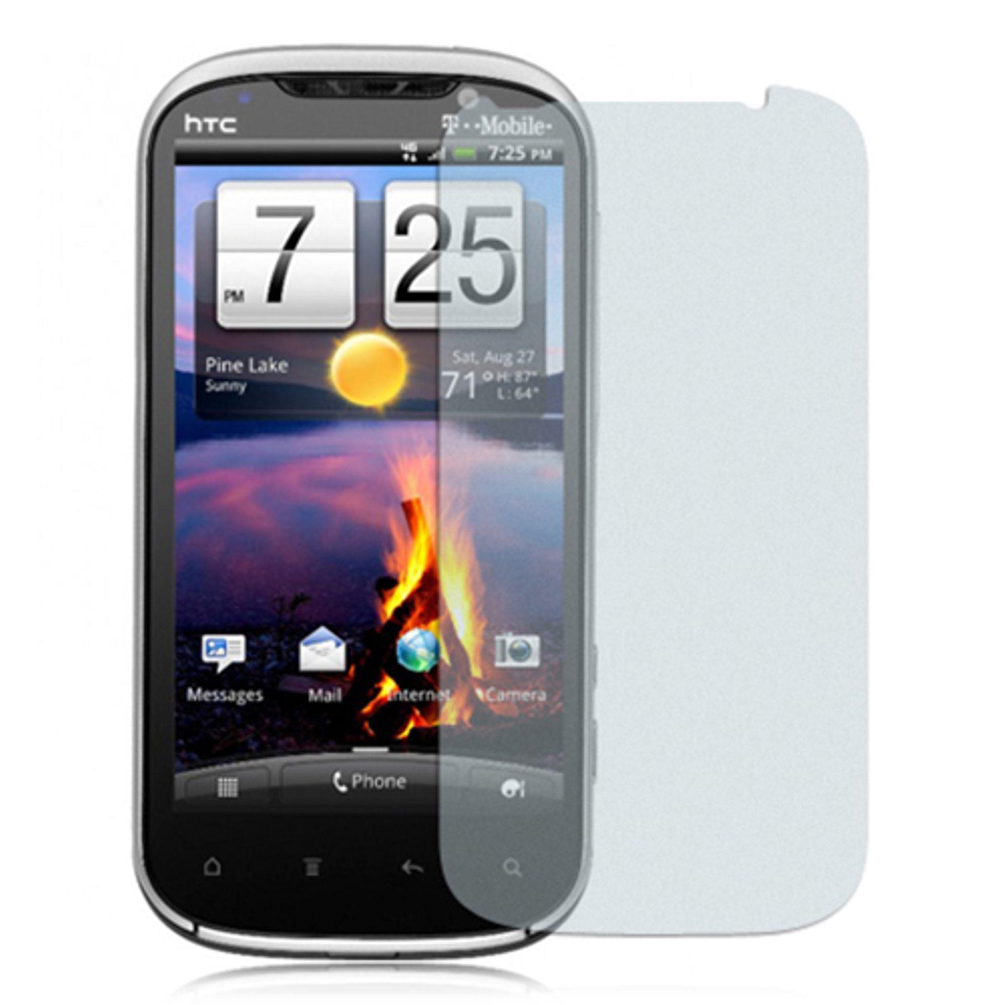 Insten Matte Anti-Glare Screen Protector For HTC Amaze 4G