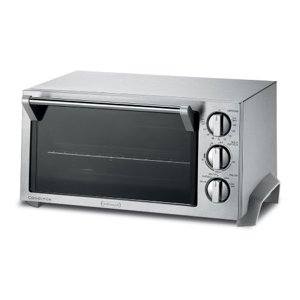 Delonghi EO1270 [ss] Convection Toaster Oven, .5cft Capacity, 14 Liter