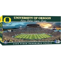 MasterPieces Oregon Ducks 1000PC Panoramic Puzzle