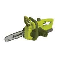 Sun Joe 20VIONLTE-CS10 Cordless Chainsaw | 10-inch  2.0-Amp  20-Volt