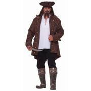 Halloween Pirate Captain Adult Costume