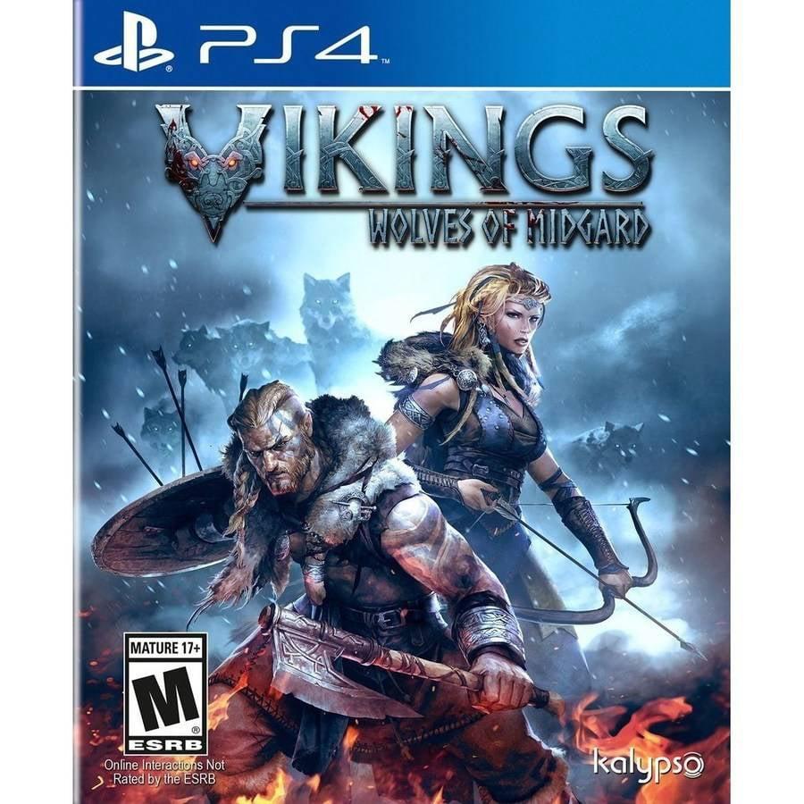 Vikings: Wolves of Midgard PlayStation 4