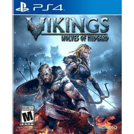 Vikings Wolves of Midgard (PS4)
