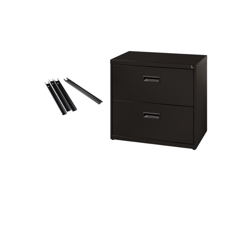 30 Wide 2 Drawer Lateral File Cabinet