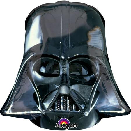 Darth Vader Balloon (each) - Party Supplies