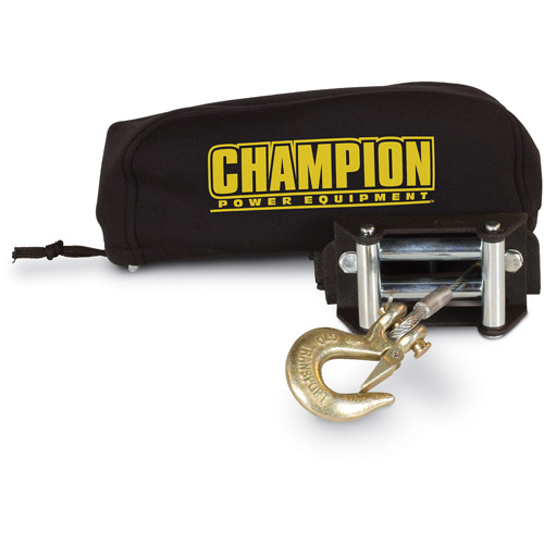 Champion Power Equipment Winch Cover, Small, Black