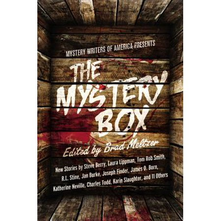 Mystery Writers of America Presents The Mystery (Best Modern Mystery Writers)