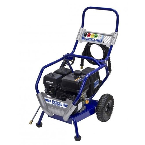 EXCELL PWZ0163100.01 3100 PSI 2.8 GPM Pressure Washer w /Tri-Radial Oil Free Pump