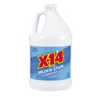 X-14 The Bathroom Expert Deep Clean Non Scrubbing Multi Use Mildew Stain Remover