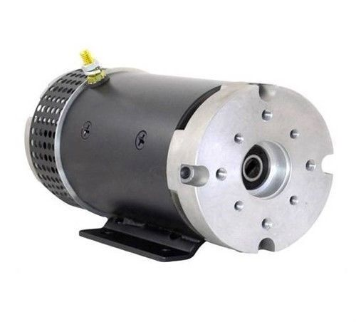 12V HYDRAULIC PUMP MOTOR FOR YALE MATERIAL HANDLING UNIT ...