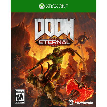 Doom Eternal, Bethesda Softworks, Xbox One