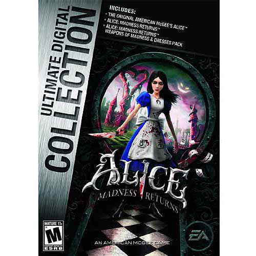 Image of Alice: Madness Returns (PC) (Digital Code)