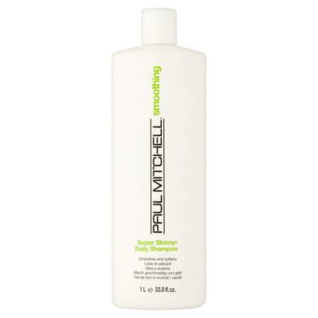 Paul Mitchell Super Skinny Smoothing Daily Shampoo, 33.8 Fl