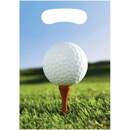 Sports Fanatic Golf Loot Bags, 8pk