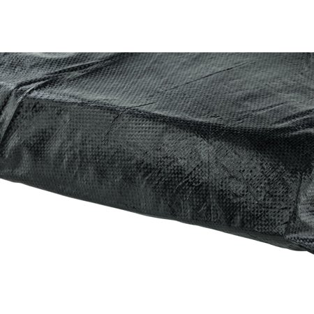 18' Round Micro Mesh Above Ground Swimming Pool Winter Cover w/Cover -