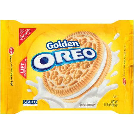 Golden Oreo Cookies  14 3 Oz