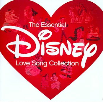 The Essential Disney Love Song Collection (CD)](Halloween Disney Songs)