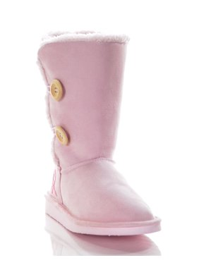 Dr. Comfort Tonya Women's Slipper Boot Pink