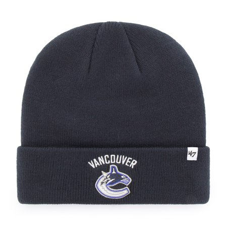 Vancouver Canucks NHL Raised Cuff Knit Beanie - image 1 of 1