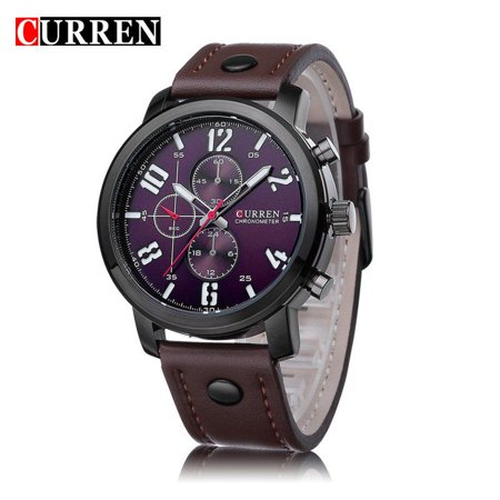 SNHENODA Fashion Casual Business Men High Quality Watch Quartz Analog Sport Wrist Watch Best