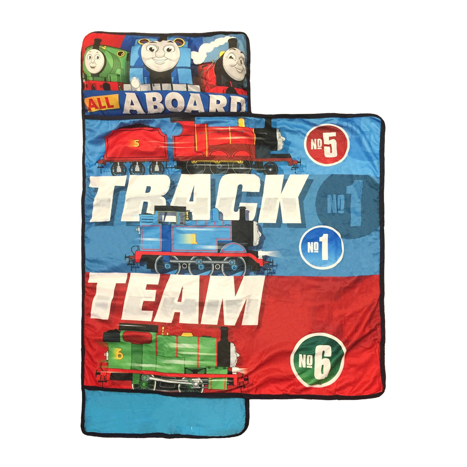 Thomas The Tank Engine Track Team Nap Mat by Mattel by