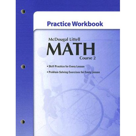 McDougal Littell Math Course 2 : Practice
