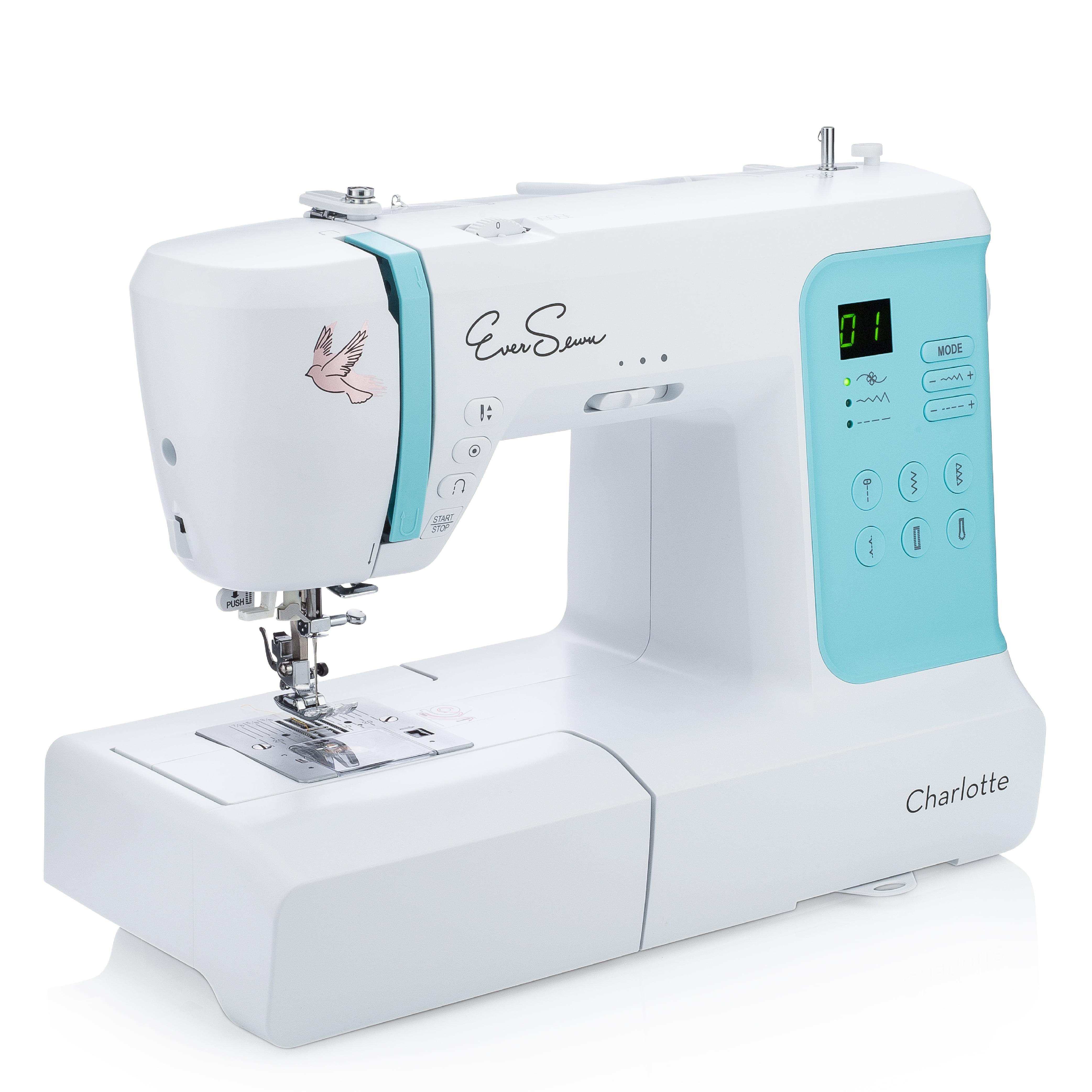Eversewn Charlotte 70-Stitch Computerized Sewing Machine