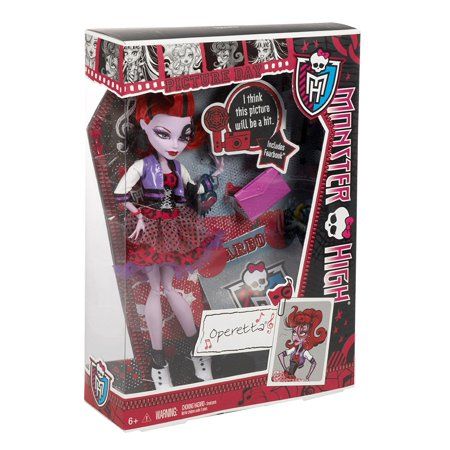 Monster High Picture Day Operetta - Operetta Monster High