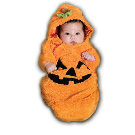 Infant Pumpkin Bunting Costume by Underwraps Costumes 26948