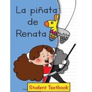 La piata de Renata Student Textbook (Paperback)