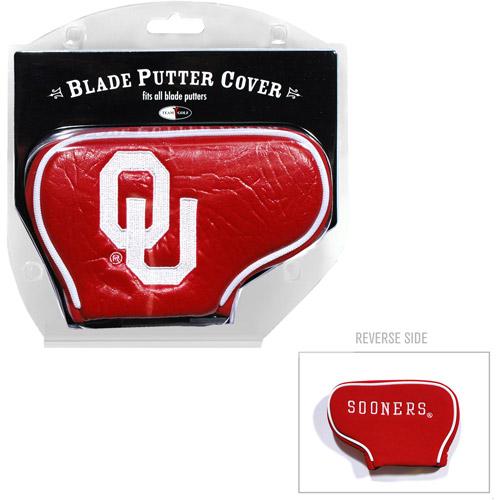 Team Golf NCAA Oklahoma Golf Blade Putter Cover