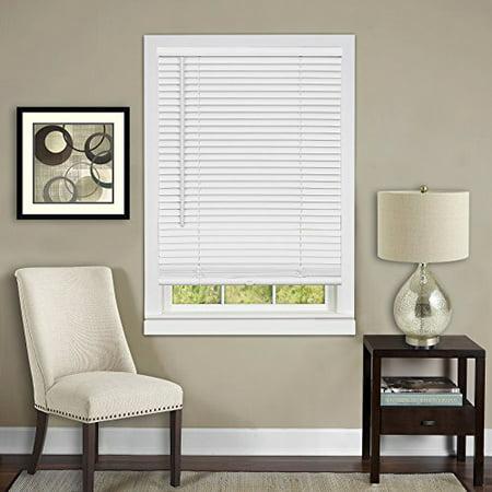 "Cordless GII Deluxe Sundown 1"" Room Darkening Mini Blind 39x64 - Pearl White - image 2 of 2"