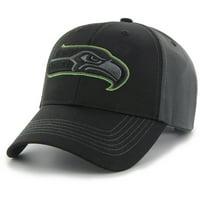 5d7e54ed276b59 Product Image NFL Seattle Seahawks Mass Blackball Cap - Fan Favorite