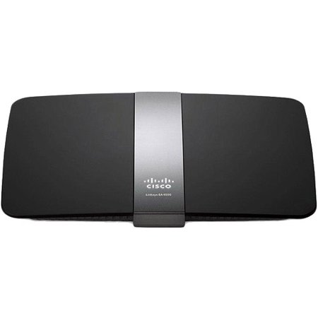 Linksys EA4500 Dual Band N900 Wireless Router with Gigabit, USB port and  Media Server