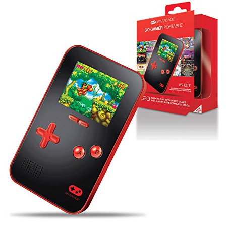 My Arcade Go Gamer Portable - Red/Black - image 4 of 4