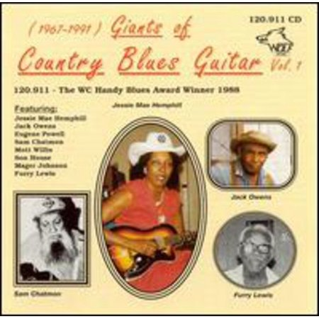 Giants Of Country Blues Guitar (Country Blues Guitar)